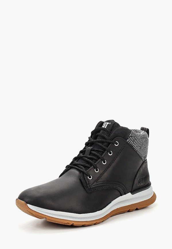 Купить Ботинки Caterpillar, STARSTRUCK FLEECE, CA213AWCPOE5, черный, Осень-зима 2018/2019