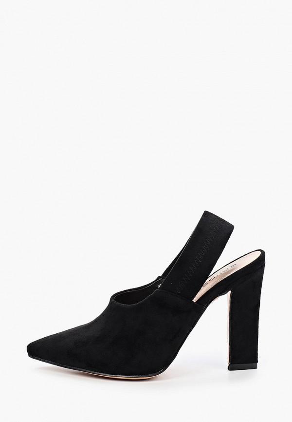 Фото - Женские туфли Calipso черного цвета