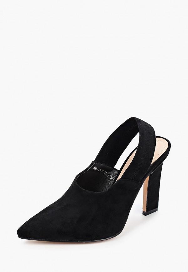 Фото 2 - Женские туфли Calipso черного цвета