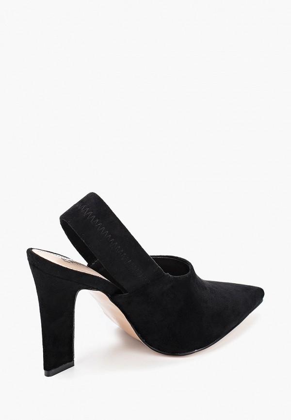 Фото 3 - Женские туфли Calipso черного цвета