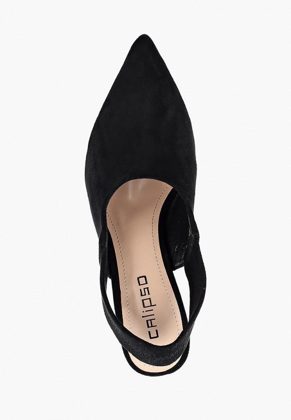 Фото 4 - Женские туфли Calipso черного цвета
