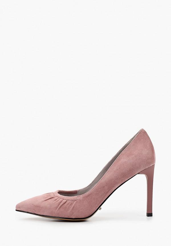 женские туфли-лодочки calipso, розовые