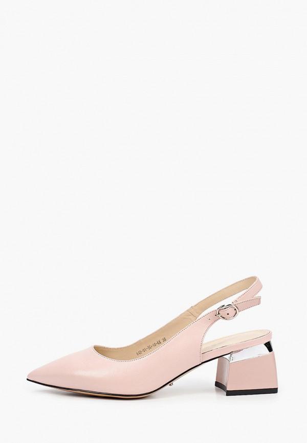 Фото - Женские туфли Calipso розового цвета