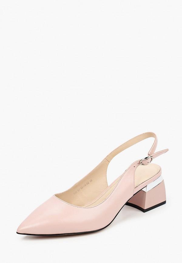 Фото 2 - Женские туфли Calipso розового цвета