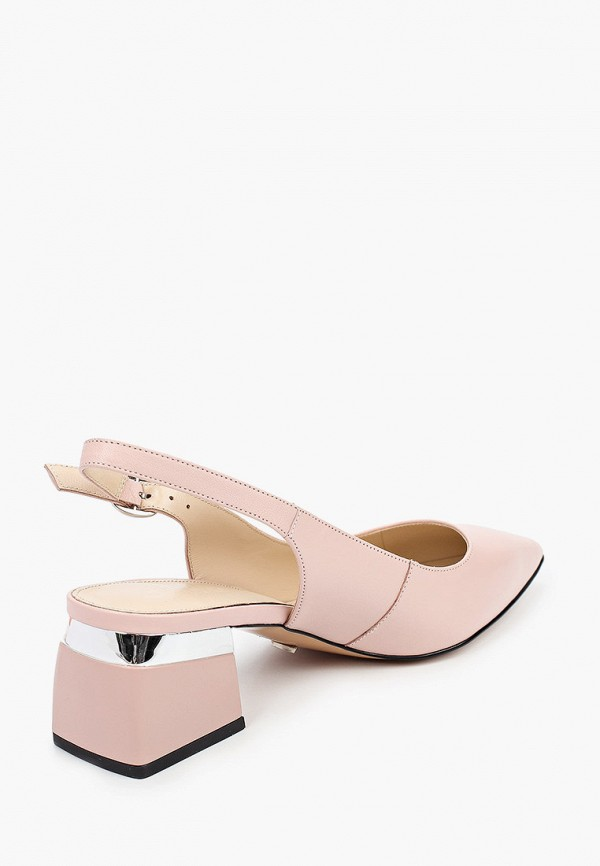 Фото 3 - Женские туфли Calipso розового цвета