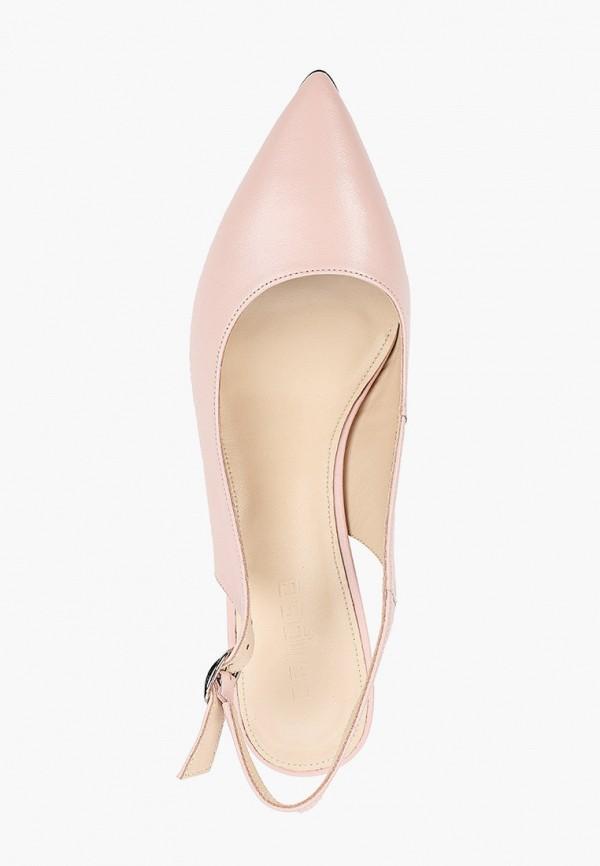Фото 4 - Женские туфли Calipso розового цвета