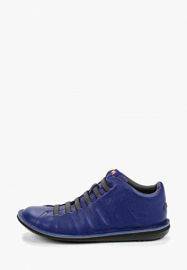мужские ботинки camper, синие
