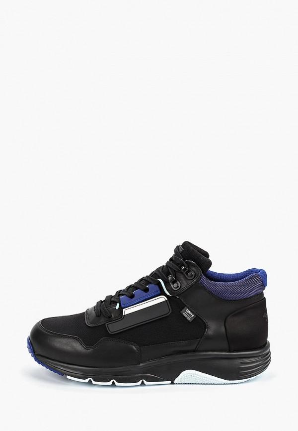 мужские кроссовки camper, черные