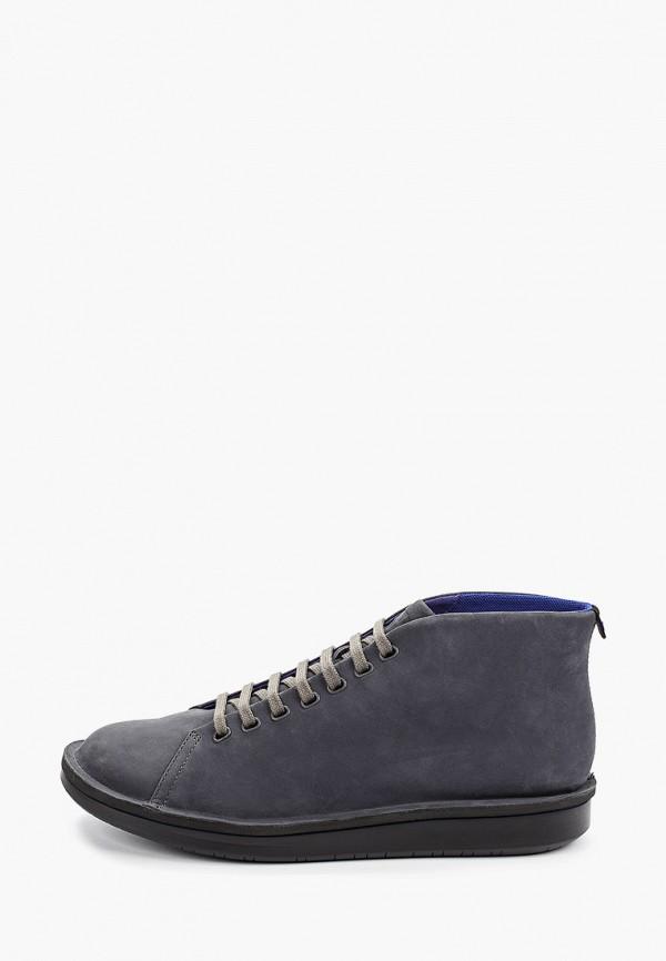 мужские ботинки camper, серые