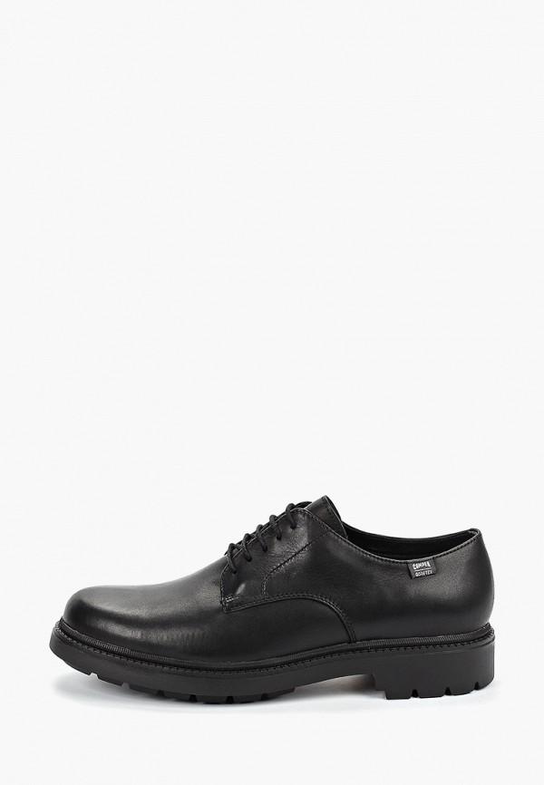 мужские туфли camper, черные