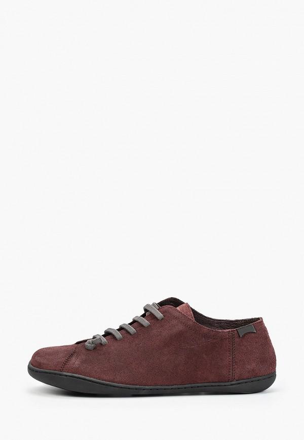 мужские кроссовки camper, коричневые