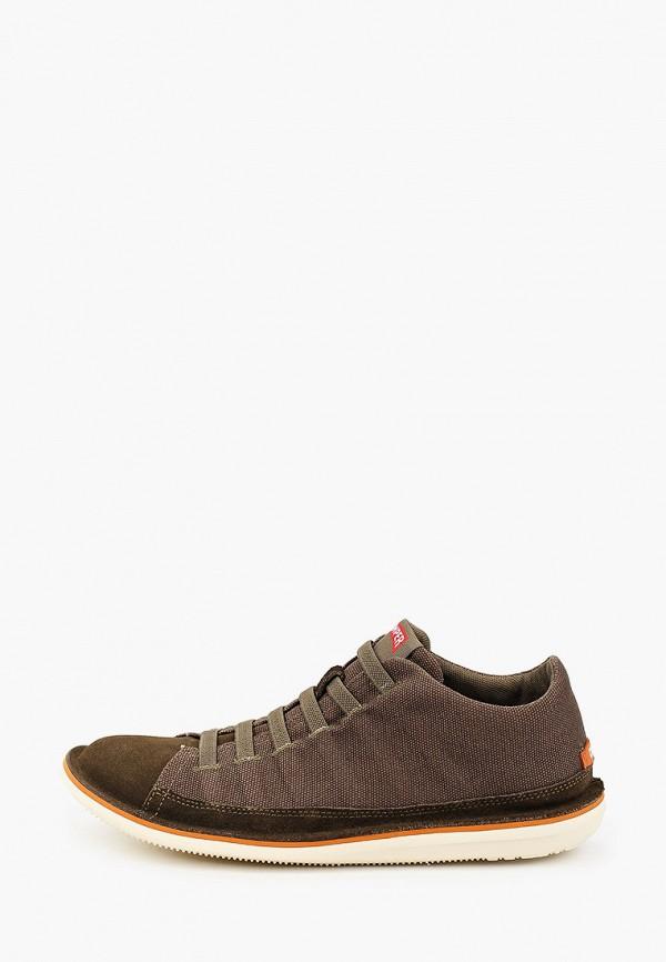 мужские низкие ботинки camper, хаки