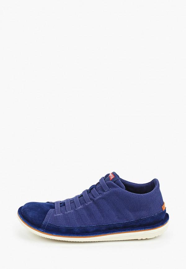 мужские низкие кроссовки camper, синие