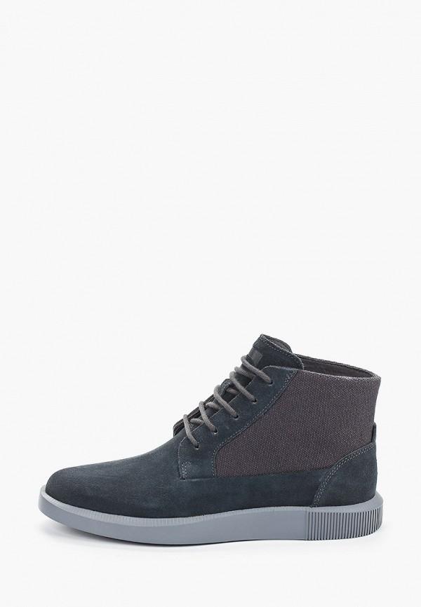 мужские высокие ботинки camper, синие