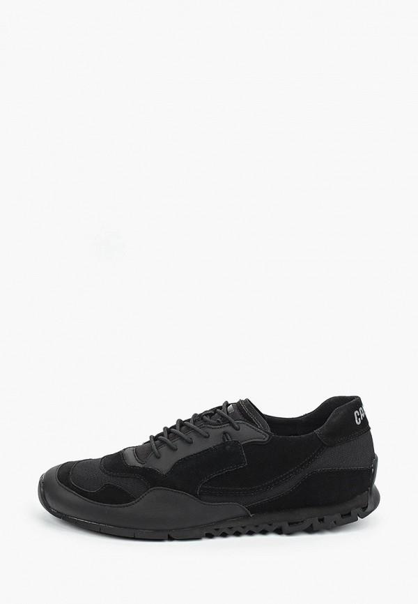 мужские низкие кроссовки camper, черные