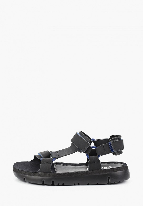 мужские сандалии camper, черные