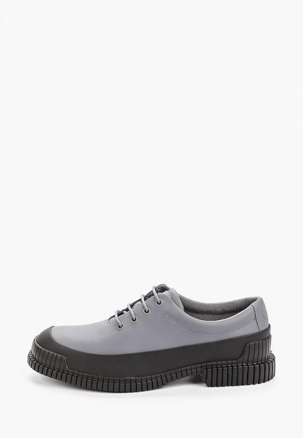мужские туфли camper, серые