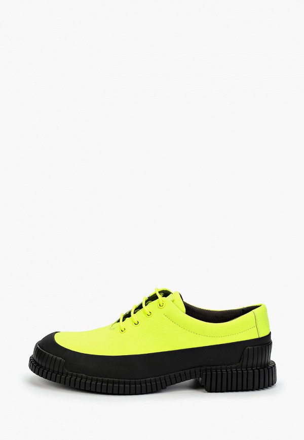 мужские низкие ботинки camper, желтые