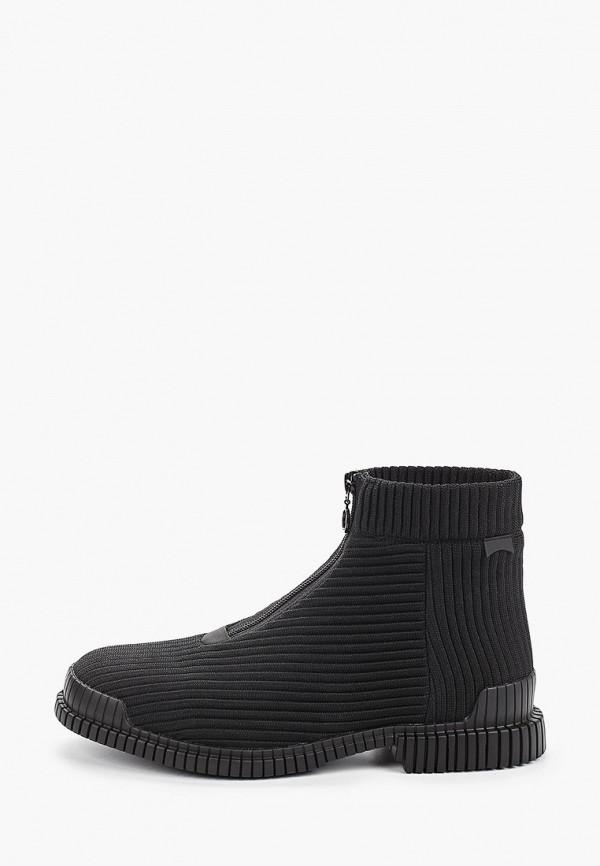 мужские высокие ботинки camper, черные