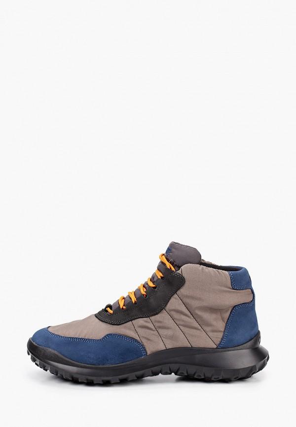 мужские ботинки camper, бежевые