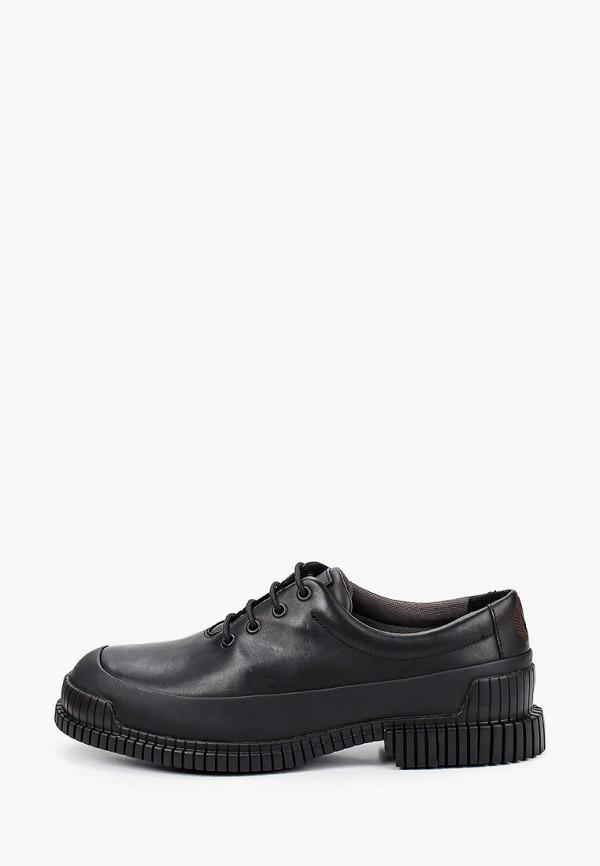 мужские ботинки camper, черные