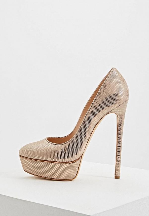 Туфли Casadei Casadei CA559AWEBCK1 туфли casadei casadei ca559awjmn48