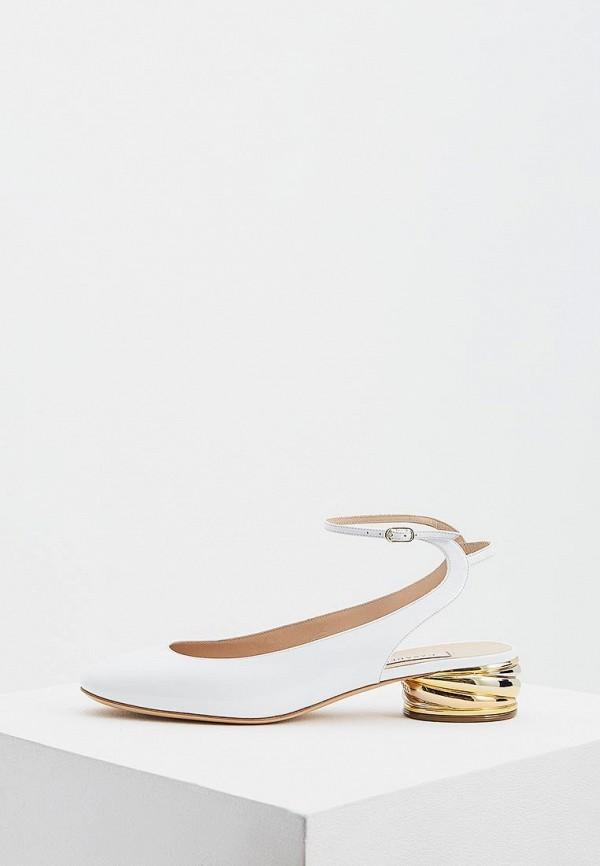 Туфли Casadei Casadei CA559AWEBCK3