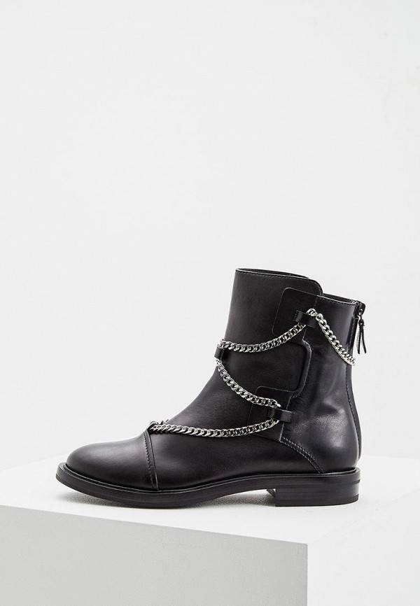 цена Ботинки Casadei Casadei CA559AWGEIC1 онлайн в 2017 году