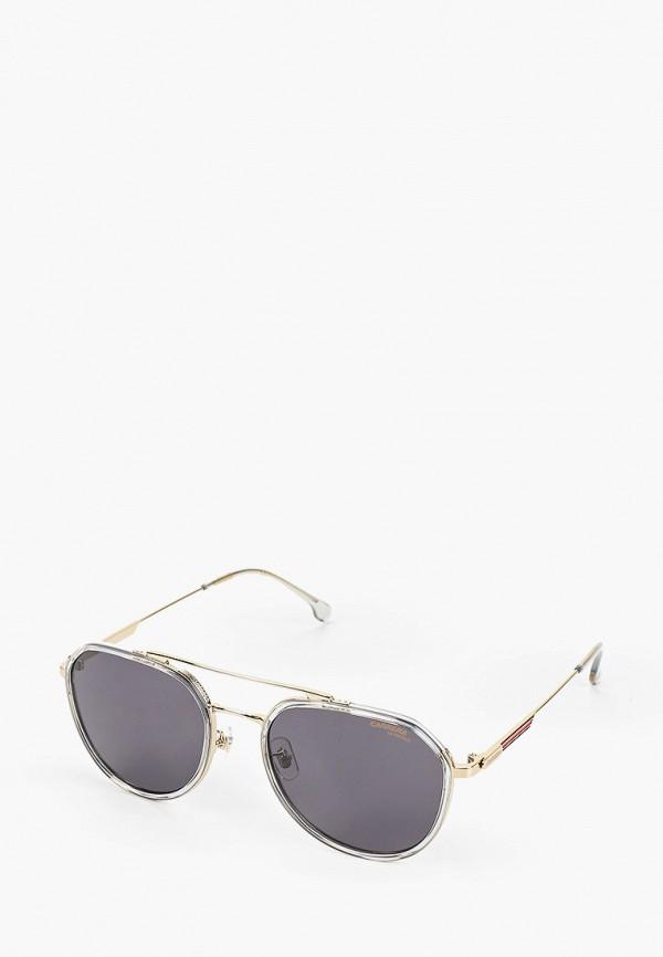 мужские солнцезащитные очки carrera, белые