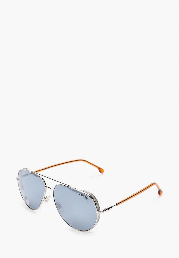 женские солнцезащитные очки carrera, синие