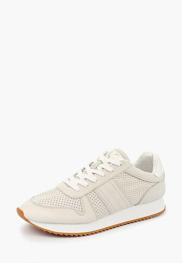 Купить Кроссовки Calvin Klein Jeans, CA939AMAPPW1, белый, Весна-лето 2018