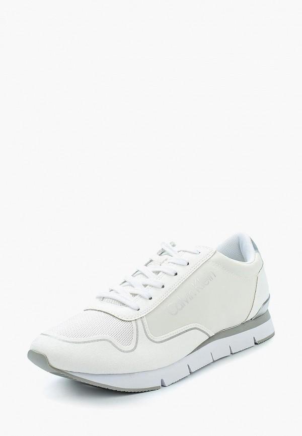 Купить Кроссовки Calvin Klein Jeans, CA939AMAPPZ2, белый, Весна-лето 2018