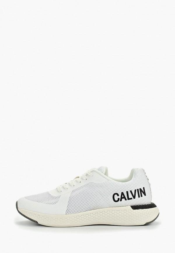 где купить Кроссовки Calvin Klein Jeans Calvin Klein Jeans CA939AMEFCG0 дешево