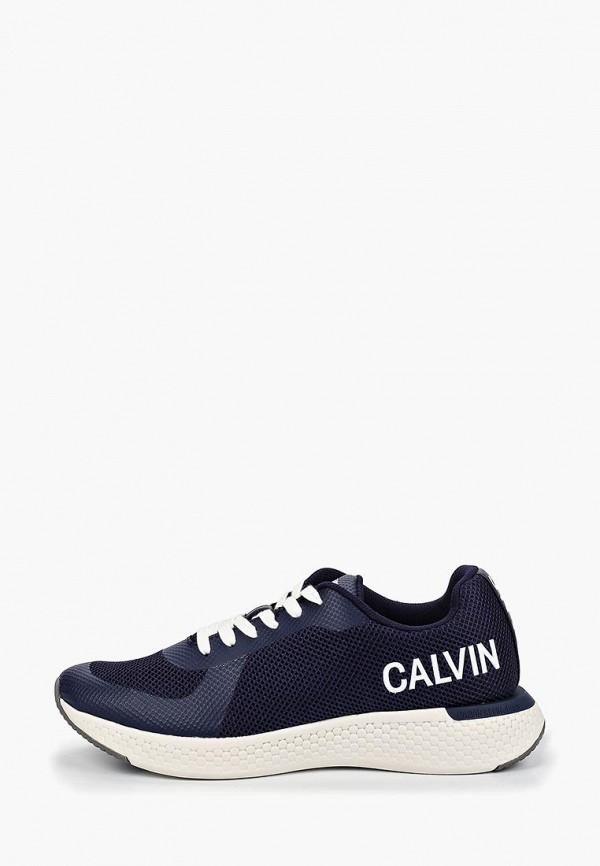 Кроссовки Calvin Klein Jeans Calvin Klein Jeans CA939AMEFCG2 купить кроссовки calvin klein