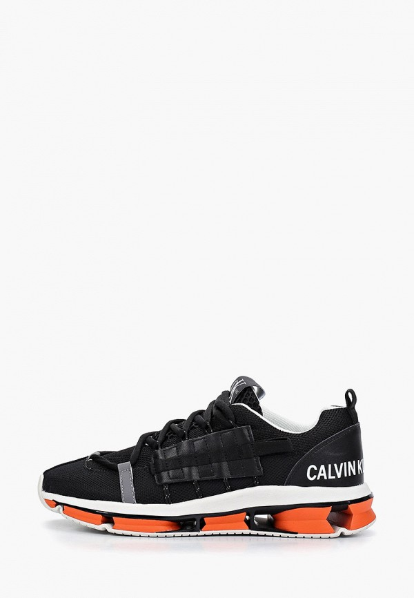 мужские кроссовки calvin klein, черные