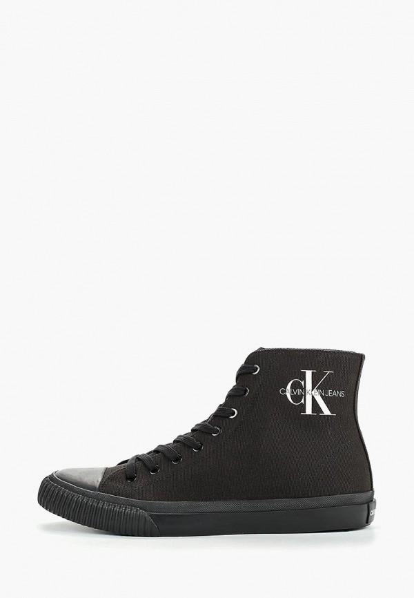 купить Кеды Calvin Klein Jeans Calvin Klein Jeans CA939AMEFCH6 по цене 6750 рублей