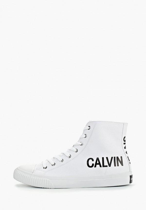 купить Кеды Calvin Klein Jeans Calvin Klein Jeans CA939AMEFCI8 по цене 6750 рублей