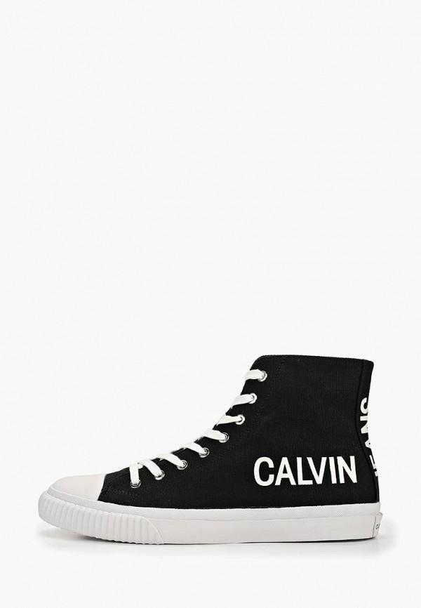 купить Кеды Calvin Klein Jeans Calvin Klein Jeans CA939AMEFCI9 по цене 5850 рублей