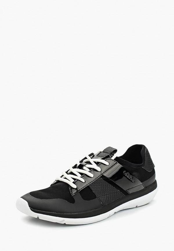 Купить Кроссовки Calvin Klein Jeans, IDEN, CA939AWAPQB4, черный, Весна-лето 2018