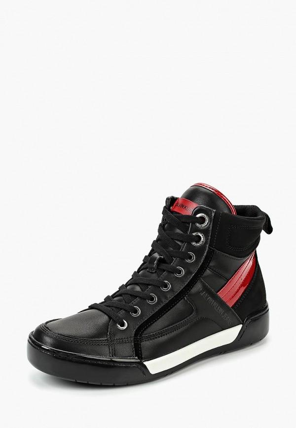 купить Кеды Calvin Klein Jeans Calvin Klein Jeans CA939AWCGTJ8 по цене 10500 рублей