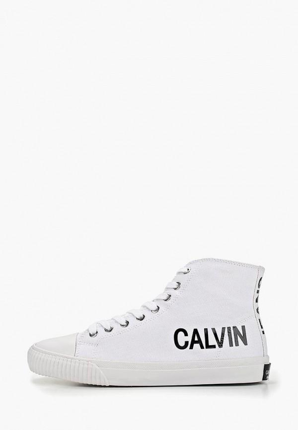 Высокие кеды Calvin Klein Jeans