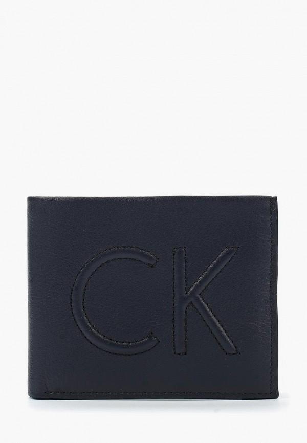 Купить Кошелек Calvin Klein Jeans, ca939bmapqg9, синий, Весна-лето 2018