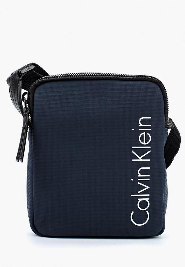 Купить Сумка Calvin Klein Jeans, ca939bmapqh6, синий, Весна-лето 2018