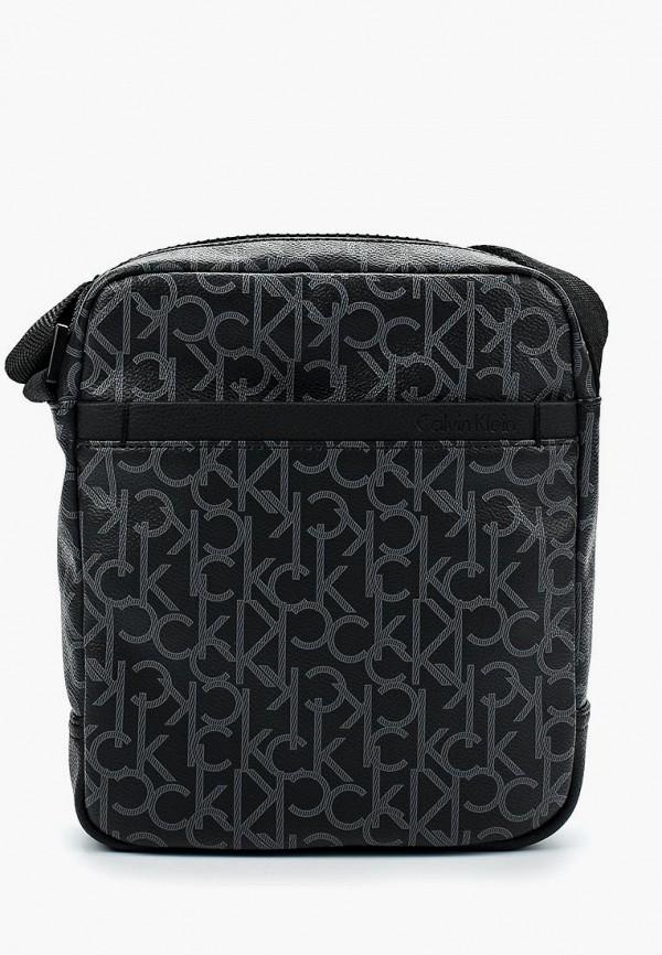 Купить Сумка Calvin Klein Jeans, ca939bmapqk2, черный, Весна-лето 2018