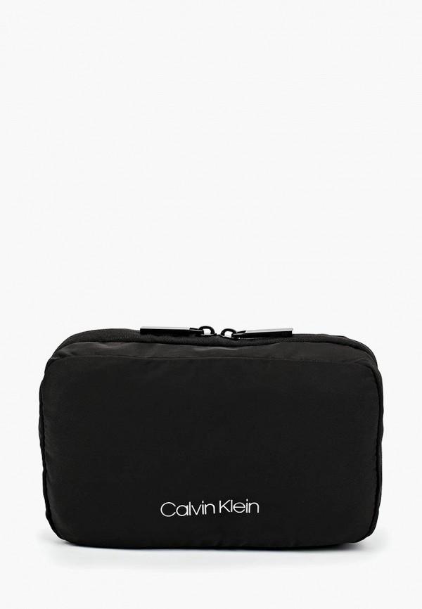 Несессер Calvin Klein Jeans Calvin Klein Jeans CA939BMBTKH4 calvin klein new white black open front women s 12 textured jacket $149 038