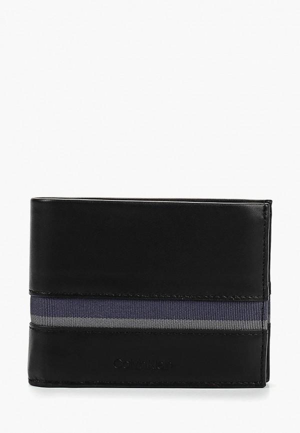 Купить Кошелек Calvin Klein Jeans, ca939bmbtki0, черный, Осень-зима 2018/2019