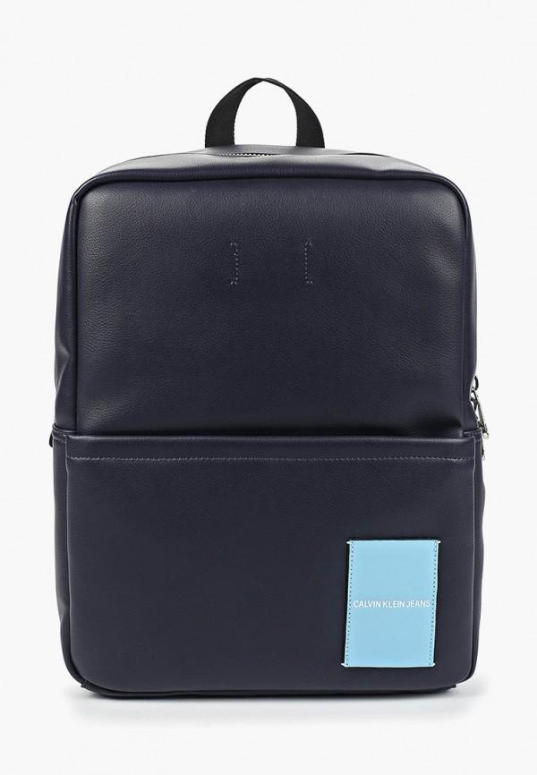 Купить Рюкзак Calvin Klein Jeans, ca939bmdtxr7, синий, Весна-лето 2019