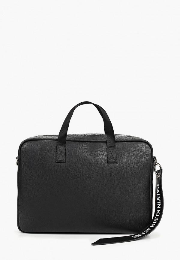 Купить Сумка Calvin Klein Jeans, ca939bmdtxr8, черный, Весна-лето 2019