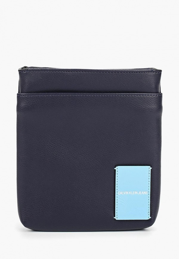 Купить Сумка Calvin Klein Jeans, ca939bmdtxs4, синий, Весна-лето 2019