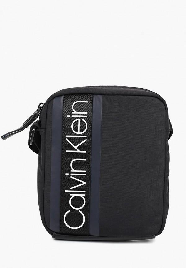 Купить Сумка Calvin Klein Jeans, ca939bmducm0, черный, Весна-лето 2019